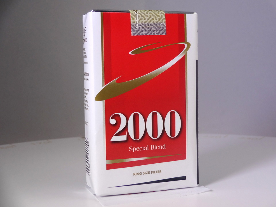 How much does Vogue cigarettes cost in the USA