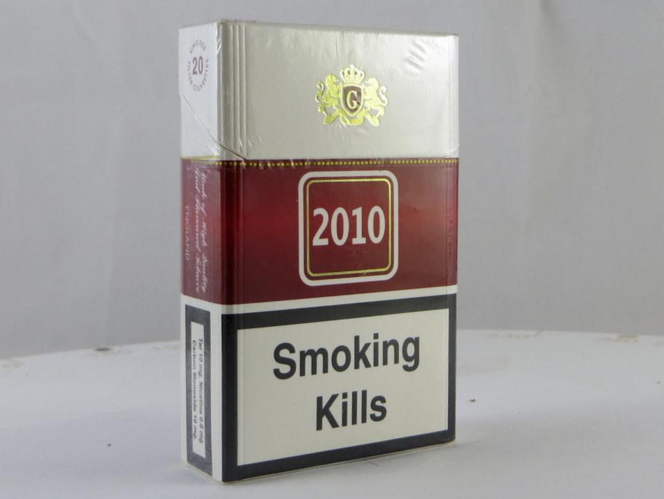 Cigarettes Marlboro pack Alaska